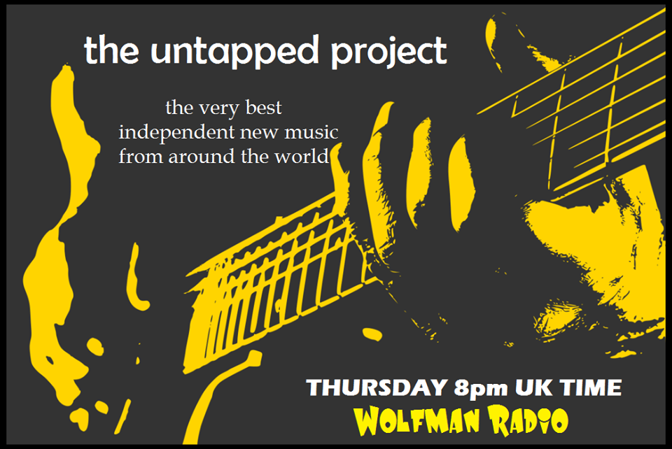 Radio Play:  The Untapped Project – Wolfman Radio